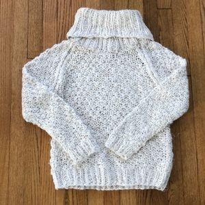 Chelsea & Theodore turtle neck sweater